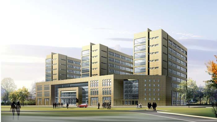 中国政法大学科研楼