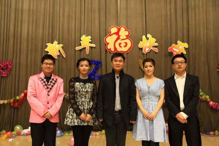 中建源公司2012年年会