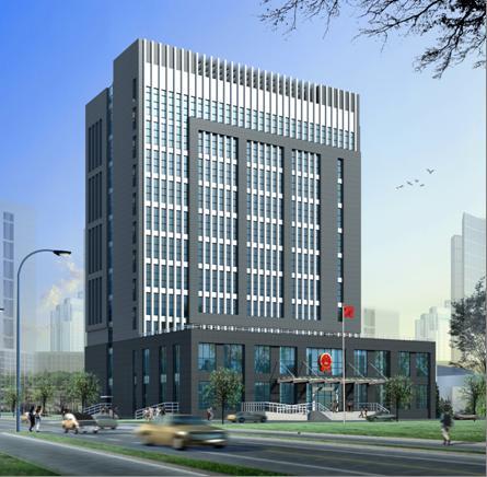 石景山区人民检察院检查业务和专业技术综合楼工程
